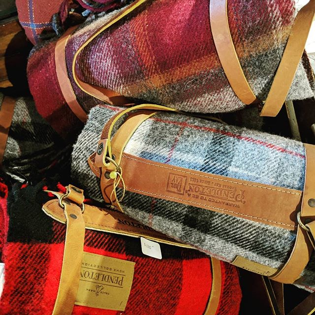 Pendleton Blanket Sale One Day Only Fremont Mischief